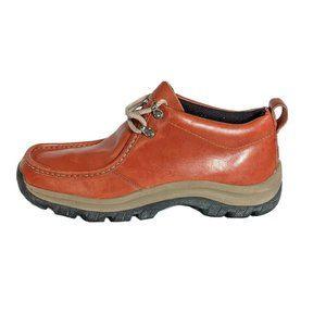 Tommy Hilfiger Mens Size 12M Moc Toe Boots